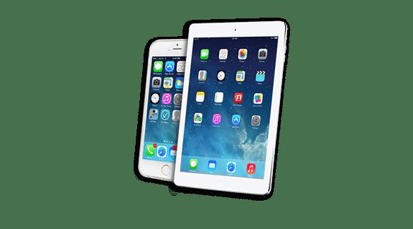 Maintenance iPhone et iPad