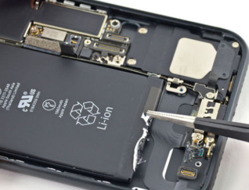 iPhone 7 plus de son : ni au haut parleur, ni au micro …