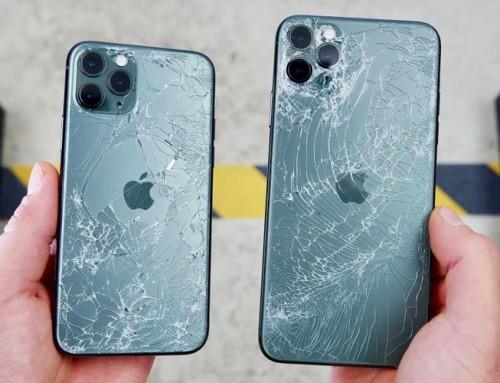 Réparation vitre arrière iPhone : Au Laser !!!