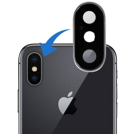 Lentille arrirere iPhone
