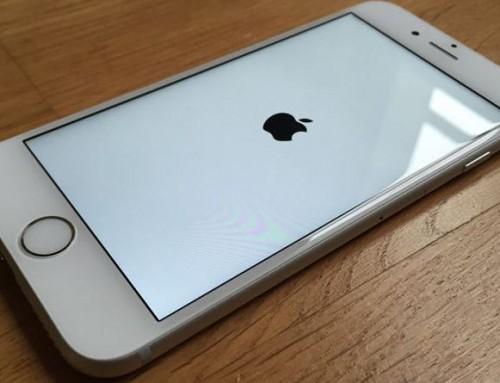 iPhone qui reboot (redémarre) sur la pomme en boucle : Pourquoi ?
