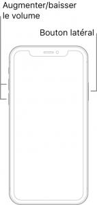 reset iPhone X