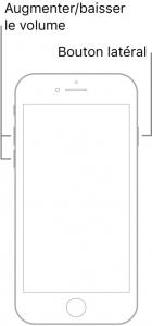 reset iPhone 8