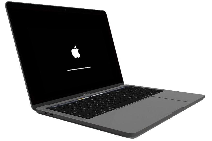 Macbook pro ne s'allume plus
